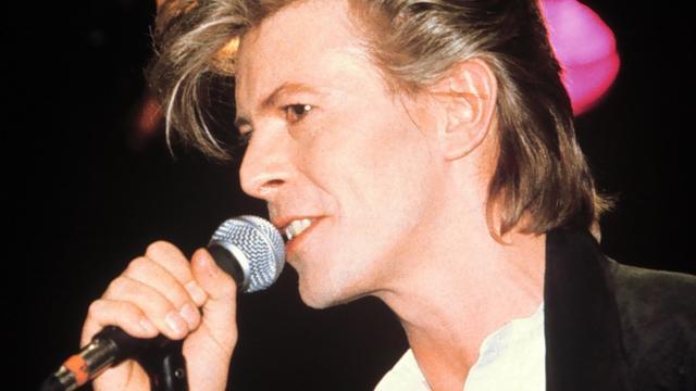 Zanger David Bowie op 69-jarige leeftijd overleden