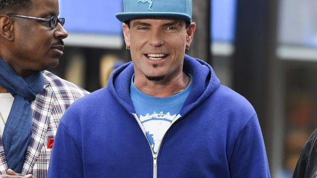 Vanilla Ice in Amerikaanse Dancing With The Stars