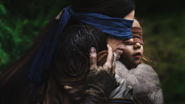 Netflix gebruikte voor Bird Box opnieuw echte beelden dodelijke treinramp