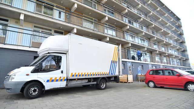 Hennepkwekerij in woning aan Venusstraat ontmanteld