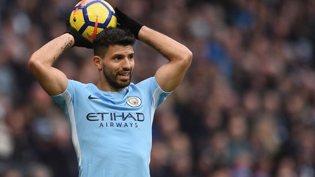 Manchester City nog zonder Aguero in CL-kraker tegen Liverpool