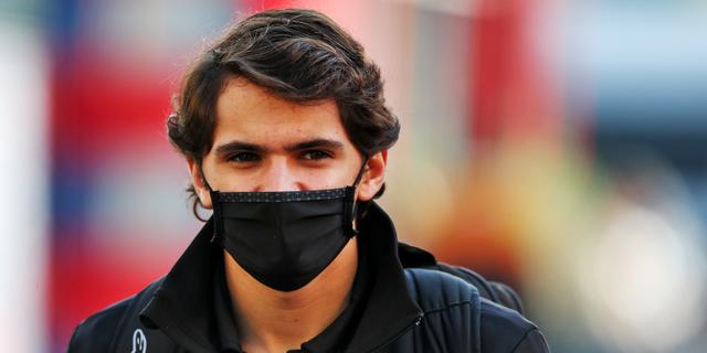 Kleinzoon van oud-kampioen Fittipaldi vervangt Grosjean bij komende race