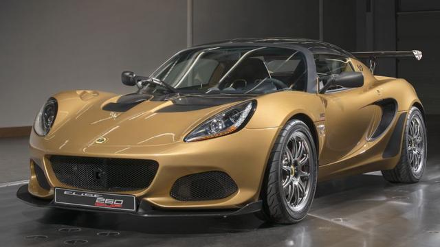 Sportautobouwer Lotus komt met nieuwe variant op Elise