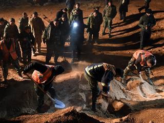 Personen zouden zijn geëxecuteerd bij verovering gebied door Islamitische Staat