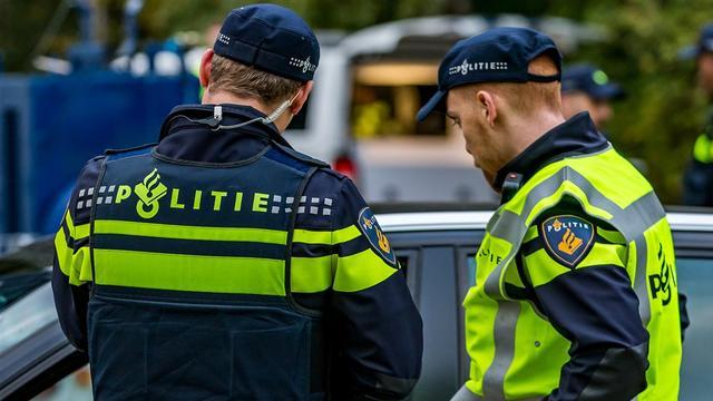 Vier auto's beschadigd bij ongeval in Bergen op Zoom