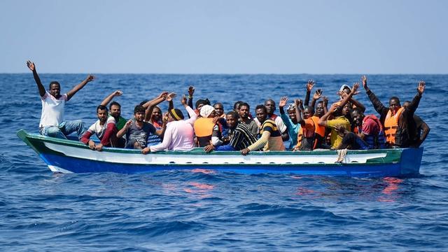 Aantal illegale grensoverschrijdingen Europa op laagste niveau sinds vijf jaar
