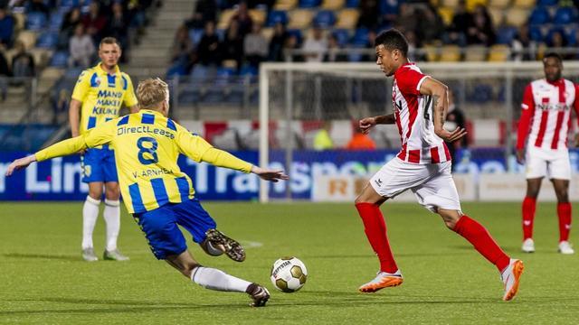 Bekijk de samenvatting van RKC Waalwijk-FC Oss
