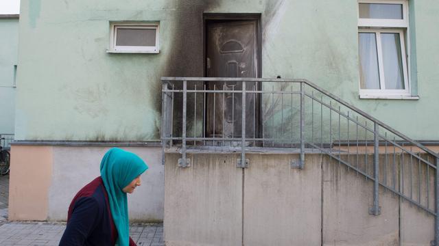 Meerdere explosies bij moskee en congrescentrum in Dresden