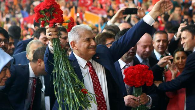 Beoogde nieuwe Turkse premier wil meer macht voor Erdogan