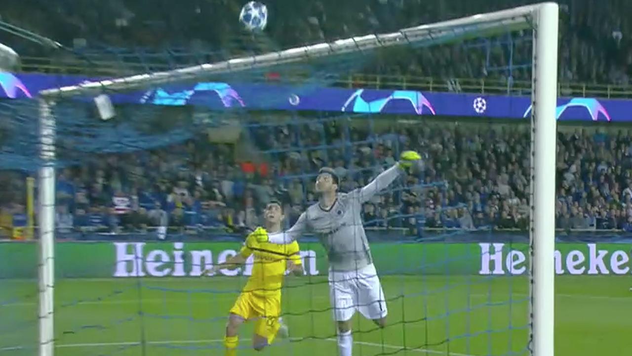 Samenvatting Club Brugge-Borussia Dortmund (0-1)