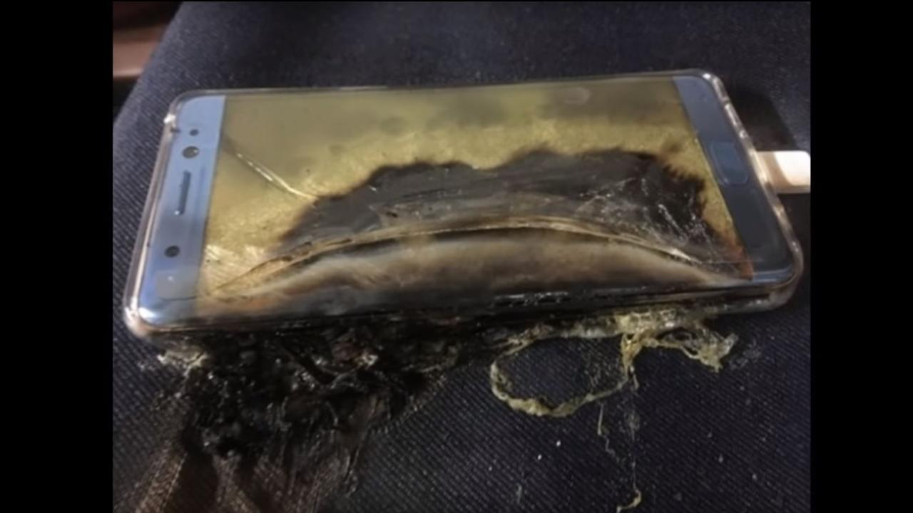 Galaxy Note 7 kan ontploffen, Samsung staakt verkoop