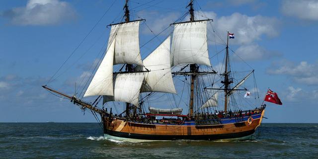 'Doorbraak in zoektocht naar wrak beroemd schip ontdekkingsreiziger Cook'
