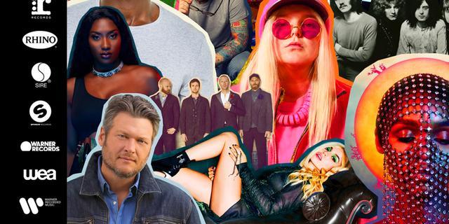 Platenlabel Warner Music wil op de beurs ruim 1,8 miljard dollar ophalen