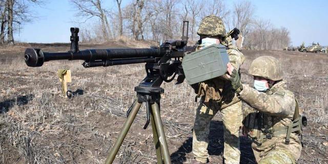 'Russisch machtsvertoon bij grens Oekraïne is alleen spierballentaal'