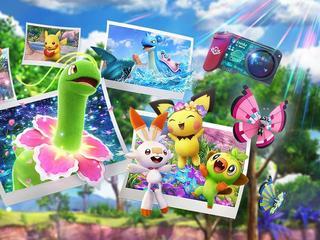 Review: Fotograferen in New Pokémon Snap verveelt soms een beetje