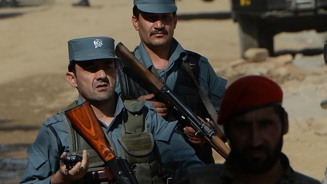Afghaanse kinderen dood na aanslag bij school