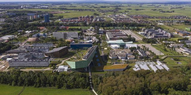 Campus Groningen ziet aantal bedrijven en studenten opnieuw stijgen