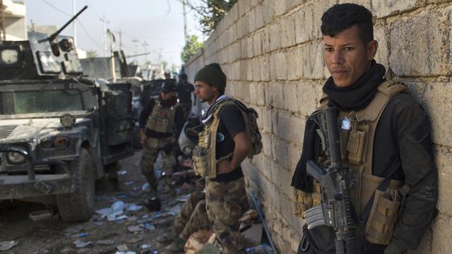 'Iraakse leger herovert gebied op IS aan grens met Syrië'