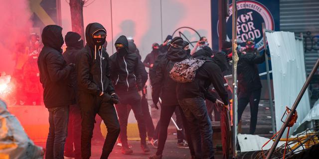 Rellen in Parijs bij demonstratie tegen veiligheidswet, 42 arrestaties