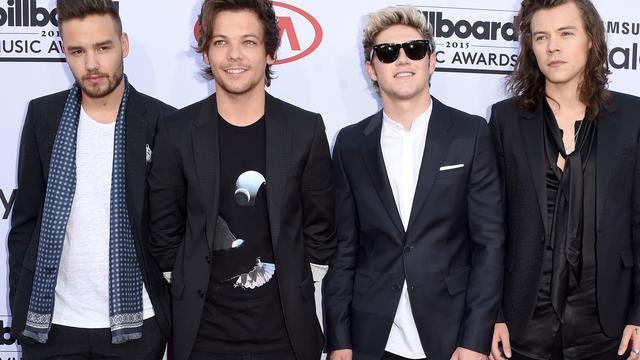 Oud-leden One Direction doen mee aan benefietsingle voor brand Londen