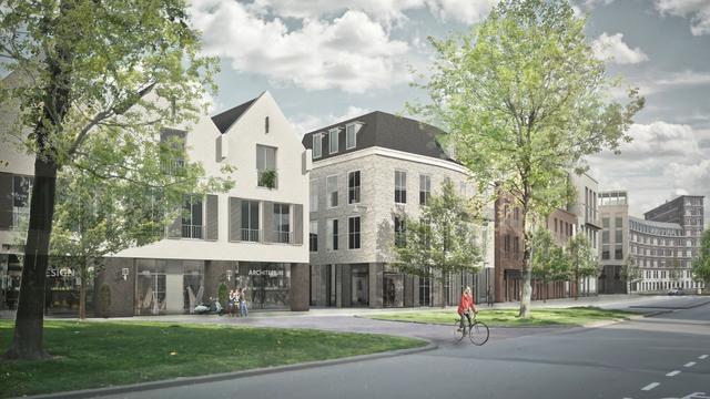 Maas-Jacobs wint prestigieuze prijs met Bredaas project Gasthuyspoort