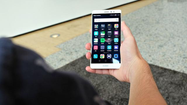Review: Huawei begint volwassen te worden met duurdere Mate S