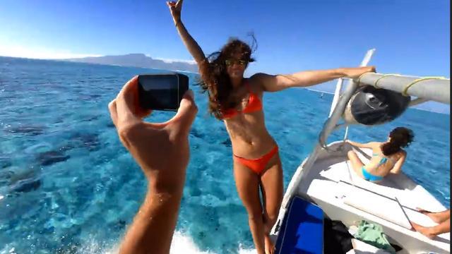 GoPro presenteert drie nieuwe actiecamera's