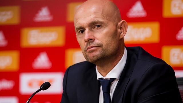 Ajax-coach Keizer goed voorbereid richting competitiestart tegen Heracles