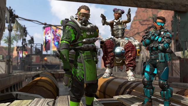 Apex Legends bant 355.000 PC-spelers vanwege valsspelen