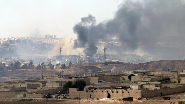 Syrische regering opnieuw beschuldigd van inzet chloorgas
