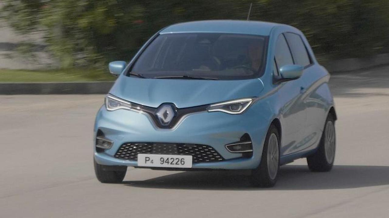 Renault Zoe Test >> First Driving Test Renault Zoe No Longer Has The Empire