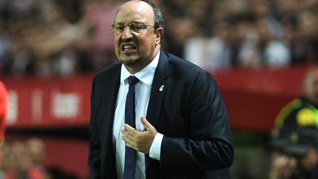 Benitez constateert dat Real Madrid 'van slag raakte'