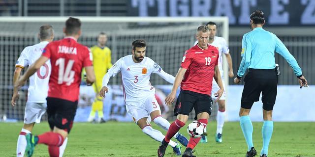 Piqué stopt door nieuwe controverse na WK als Spaans international