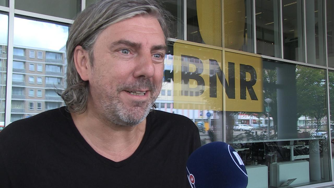 Ruud de Wild over zijn eerste uitzending BNR Nieuwsradio