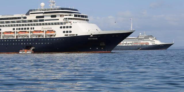 Florida wil besmet cruiseschip Zaandam niet in haven hebben