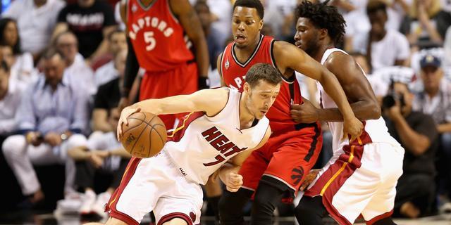Miami Heat dwingt in halve finale beslissingsduel met Raptors af