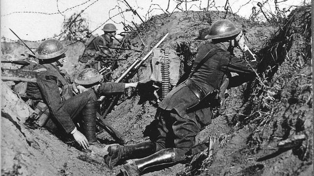 Helden uit Eerste Wereldoorlog krijgen postuum medaille