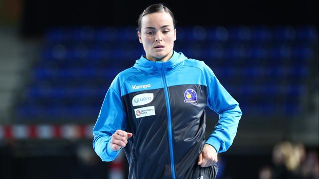 Yvette Broch speelt weer in dienst van het Franse Metz.