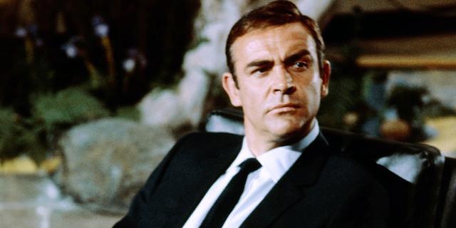 Sean Connery:sekssymbool kon 007-imago nooit van zich afschudden
