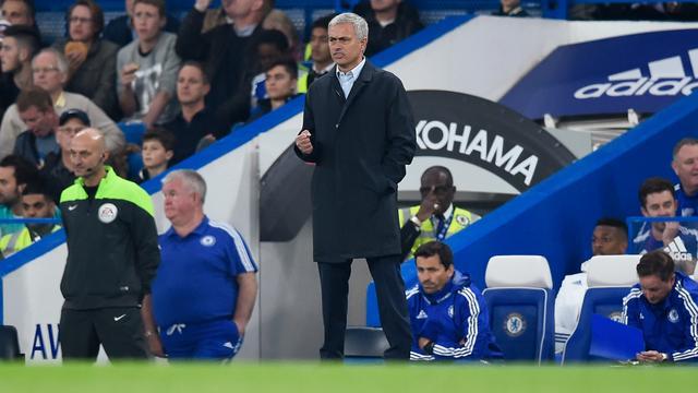 Mourinho vindt zichzelf de beste manager die Chelsea ooit heeft gehad