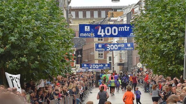 Inschrijving 4 Mijl van Groningen op 16 mei van start