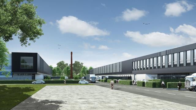 Megadistributiecentrum vestigt zich op terrein Philips