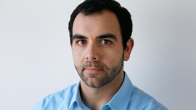 Omar Shakir, directeur Israël en Palestina van Human Rights Watch.