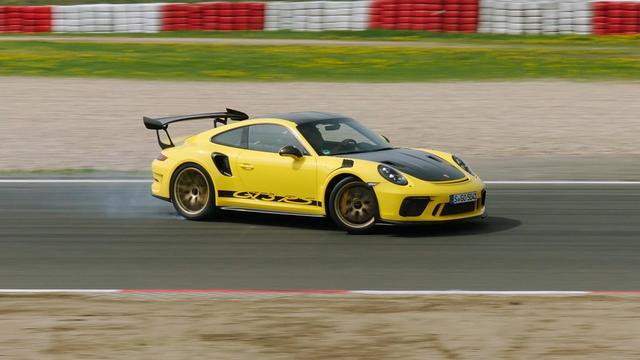 Eerste rijtest: Porsche 911 GT3 RS
