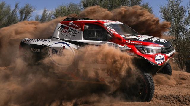 Teleurgestelde Ten Brinke relativeert uitvalbeurt in Dakar Rally