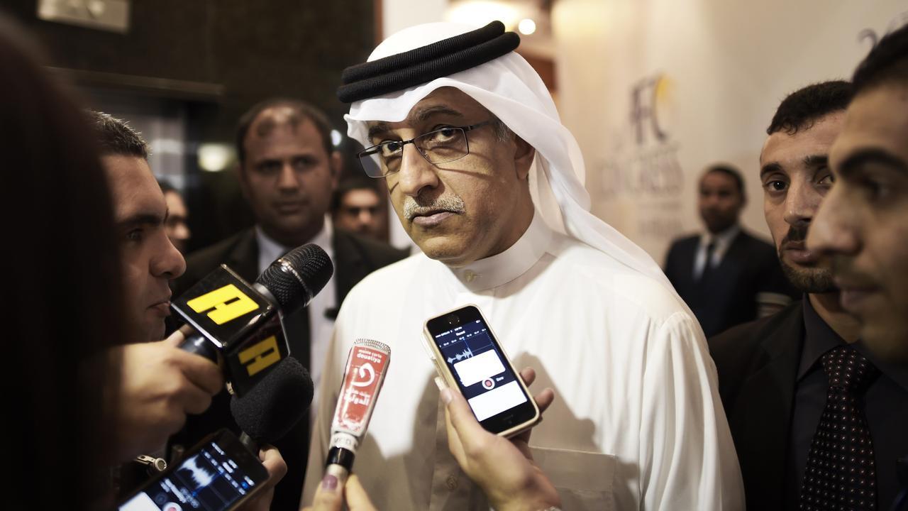 Kandidaat-voorzitter FIFA uitgedaagd door mensenrechtenorganisatie