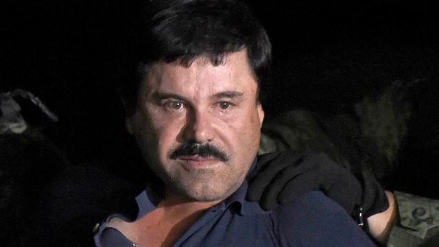 'El Chapo' heeft last van hoge bloeddruk