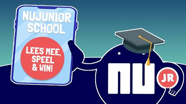 Lees jij ook mee op de NUjunior-school?