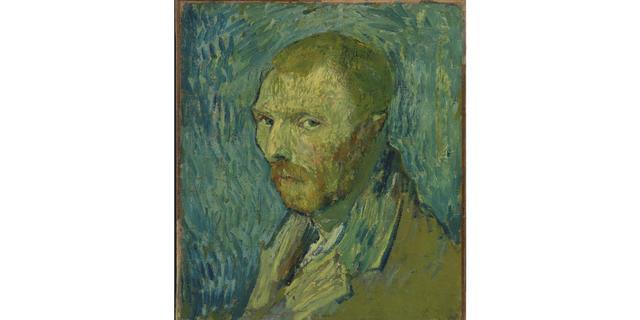 Schilderij blijkt na twijfel toch origineel zelfportret Van Gogh te zijn
