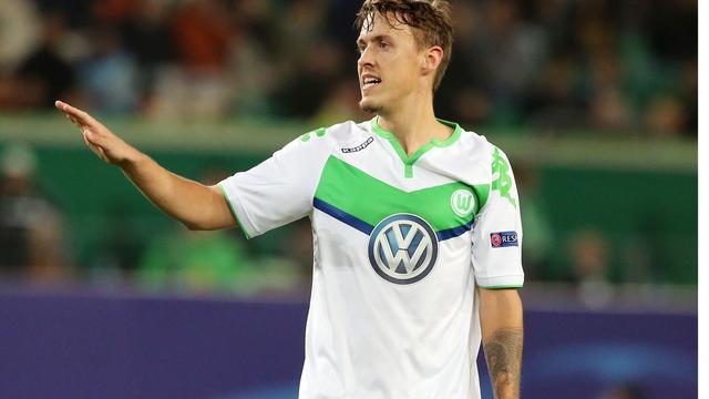 VfL Wolfsburg-aanvaller Kruse mist duel met PSV